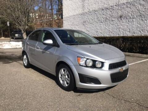 2012 Chevrolet Sonic for sale at Select Auto in Smithtown NY