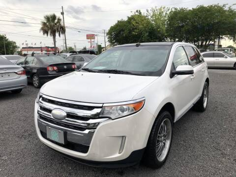 2013 Ford Edge for sale at Lamar Auto Sales in North Charleston SC