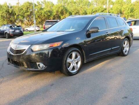 2012 Acura TSX Sport Wagon for sale at Low Cost Cars in Circleville OH