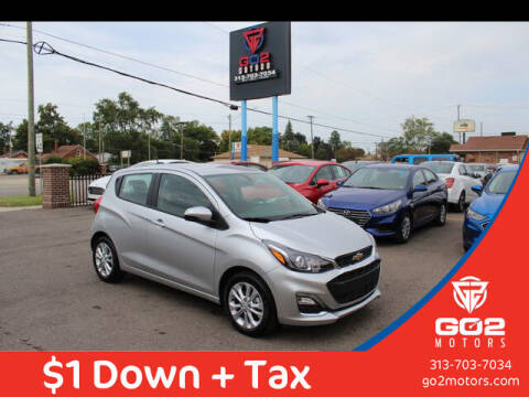 2020 Chevrolet Spark for sale at Go2Motors in Redford MI