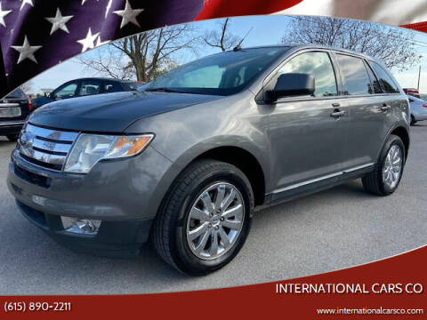 2010 Ford Edge for sale at International Cars Co in Murfreesboro TN