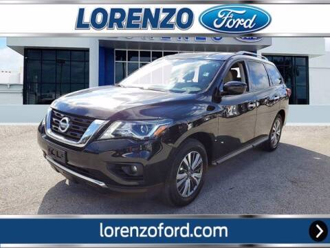 2019 Nissan Pathfinder for sale at Lorenzo Ford in Homestead FL