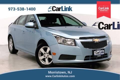 2012 Chevrolet Cruze for sale at CarLink in Morristown NJ