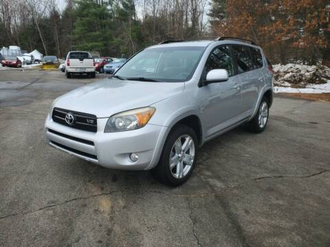 2006 Toyota RAV4 for sale at Pelham Auto Group in Pelham NH