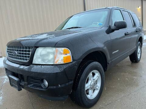 2004 Ford Explorer for sale at Prime Auto Sales in Uniontown OH