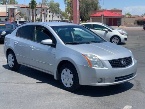 2009 Nissan Sentra for sale at Brown & Brown Wholesale in Mesa AZ