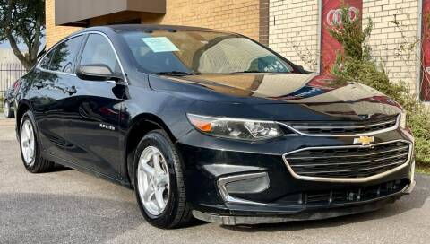 2016 Chevrolet Malibu for sale at Auto Imports in Houston TX