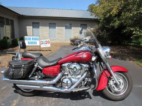 2003 Kawasaki Vulcan 1600 for sale at Blue Ridge Riders in Granite Falls NC