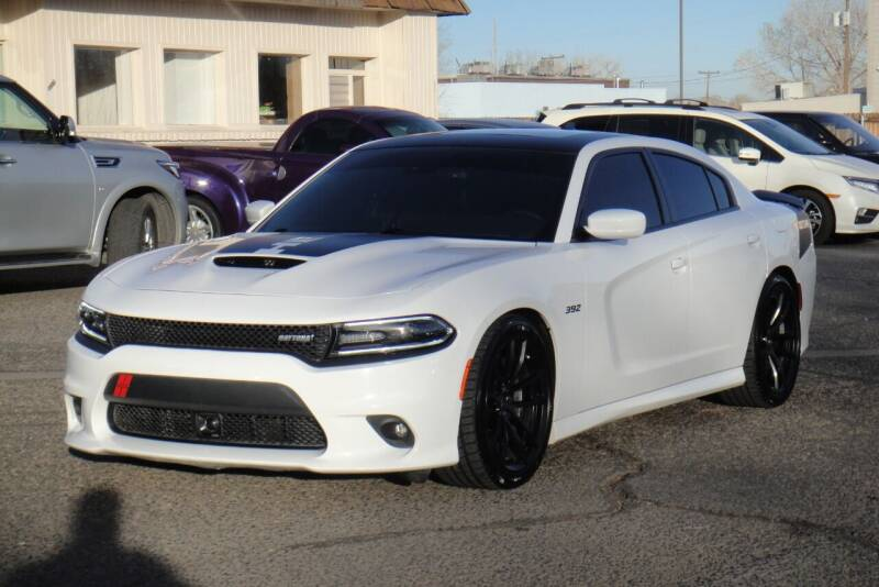 2017 Dodge Charger for sale at Don Reeves Auto Center in Farmington NM