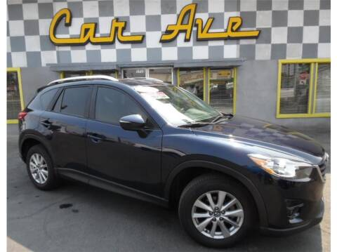 2016 Mazda CX-5 for sale at Car Ave in Fresno CA