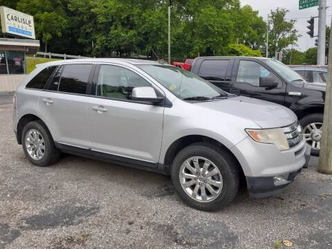 2010 Ford Edge for sale at Carlisle Cars in Chillicothe OH