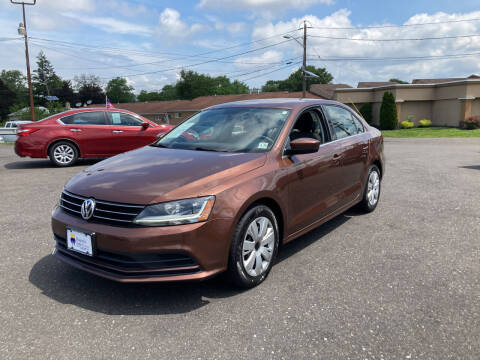 2017 Volkswagen Jetta for sale at Majestic Automotive Group in Cinnaminson NJ