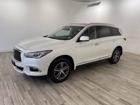 2019 Infiniti QX60 for sale at TRAVERS GMT AUTO SALES - Traver GMT Auto Sales West in O Fallon MO