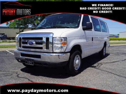 2013 Ford E-Series Wagon for sale at Payday Motors in Wichita And Topeka KS