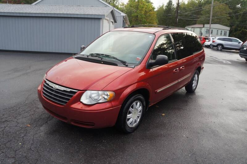 2005 Chrysler Town and Country for sale at Autos By Joseph Inc in Highland NY