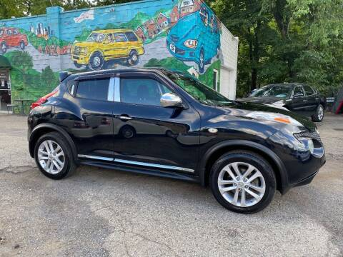 2011 Nissan JUKE for sale at Showcase Motors in Pittsburgh PA