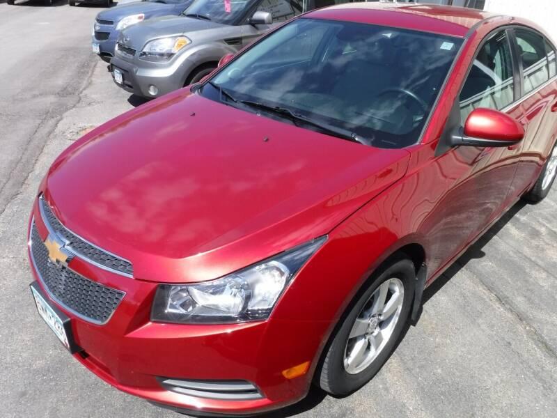 2012 Chevrolet Cruze for sale in Saint Bonifacius, MN