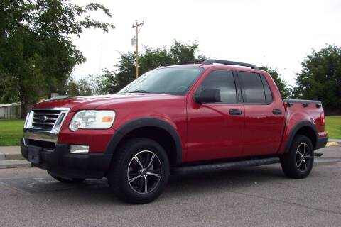2010 Ford Explorer Sport Trac for sale at Park N Sell Express in Las Cruces NM