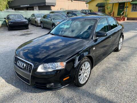 2008 Audi A4 for sale at Velocity Autos in Winter Park FL