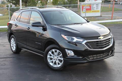 2018 Chevrolet Equinox for sale at Dan Paroby Auto Sales in Scranton PA