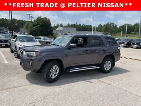 2016 Toyota 4Runner for sale at TEX TYLER Autos Cars Trucks SUV Sales in Tyler TX