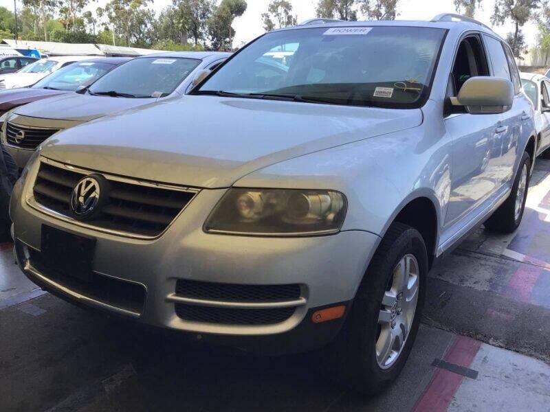 2007 Volkswagen Touareg for sale in Ontario, CA