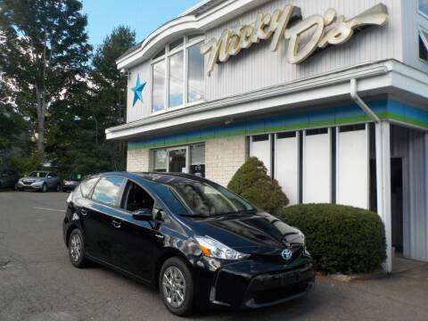 2017 Toyota Prius v for sale at Nicky D's in Easthampton MA