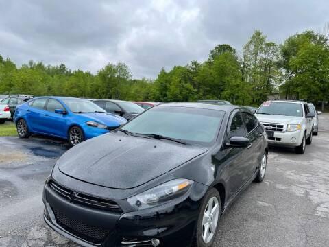 2016 Dodge Dart for sale at Best Buy Auto Sales in Murphysboro IL