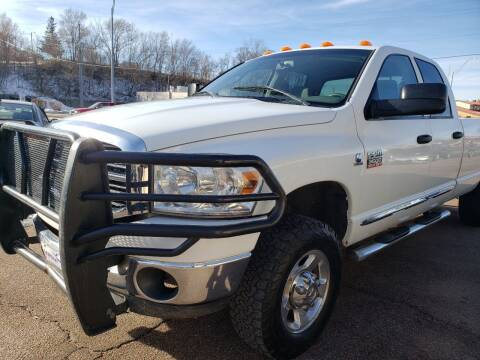 2009 Dodge Ram Pickup 3500 for sale at Gordon Auto Sales LLC in Sioux City IA