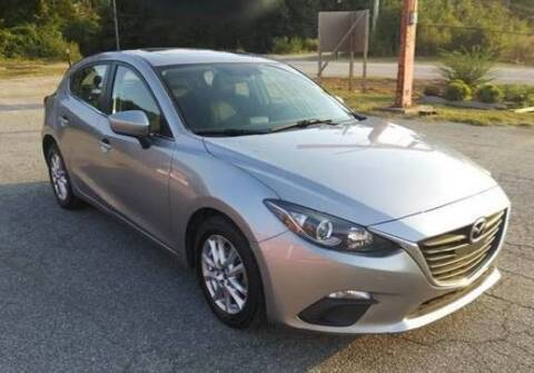 2014 Mazda MAZDA3 for sale at GA Auto IMPORTS  LLC in Buford GA
