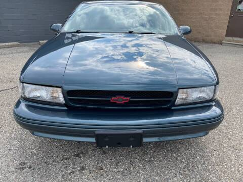 1995 Chevrolet Impala for sale at MICHAEL'S AUTO SALES in Mount Clemens MI