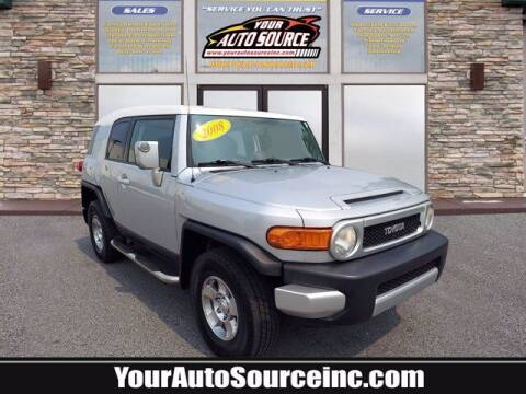 2008 Toyota FJ Cruiser for sale at Your Auto Source in York PA
