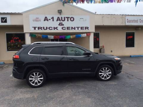 2014 Jeep Cherokee for sale at A-1 AUTO AND TRUCK CENTER in Memphis TN