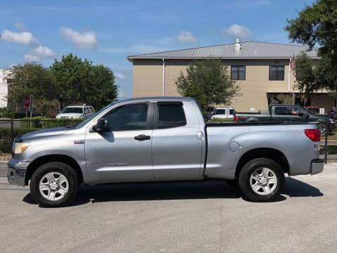 2010 Toyota Tundra for sale at Carlando in Lakeland FL