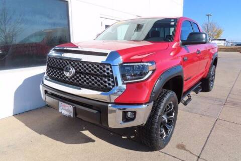 2020 Toyota Tundra for sale at HILAND TOYOTA in Moline IL