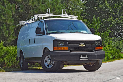 2015 Chevrolet Express Cargo for sale at Rosedale Auto Sales Incorporated in Kansas City KS