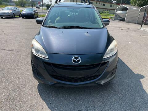 2012 Mazda MAZDA5 for sale at USA Auto Sales in Leominster MA