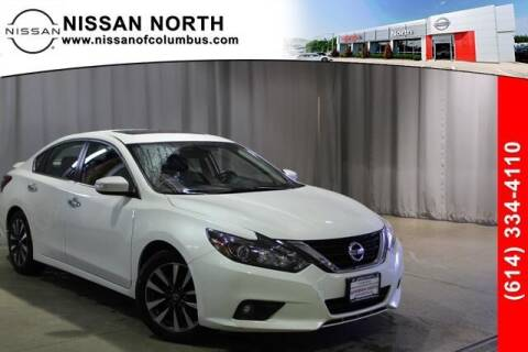 2017 Nissan Altima for sale at Auto Center of Columbus in Columbus OH