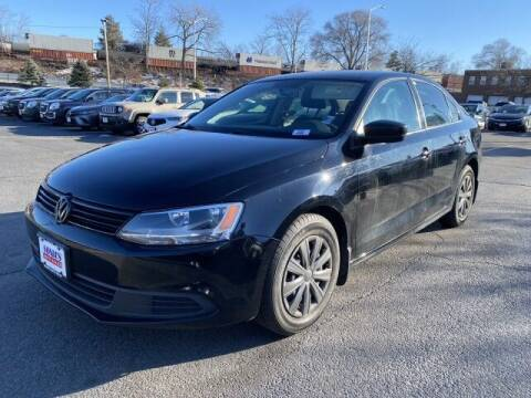 2013 Volkswagen Jetta for sale at Sonias Auto Sales in Worcester MA
