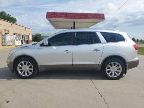 2010 Buick Enclave for sale at Dakota Auto Inc. in Dakota City NE