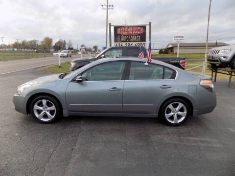 2008 Nissan Altima for sale at MYLENBUSCH AUTO SOURCE in O` Fallon MO