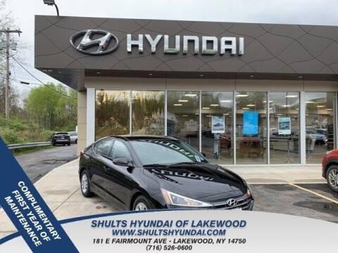 2020 Hyundai Elantra for sale at Shults Hyundai in Lakewood NY