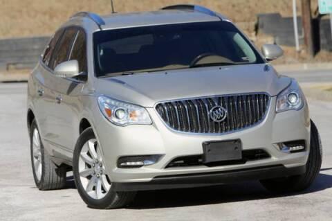 2017 Buick Enclave for sale at MGM Motors LLC in De Soto KS