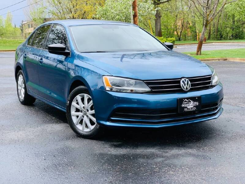 2015 Volkswagen Jetta for sale at Boise Auto Group in Boise ID