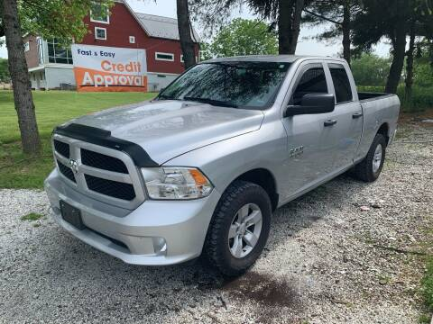 2017 RAM Ram Pickup 1500 for sale at Caulfields Family Auto Sales in Bath PA