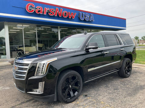 2019 Cadillac Escalade for sale at A 1 Motors in Monroe MI
