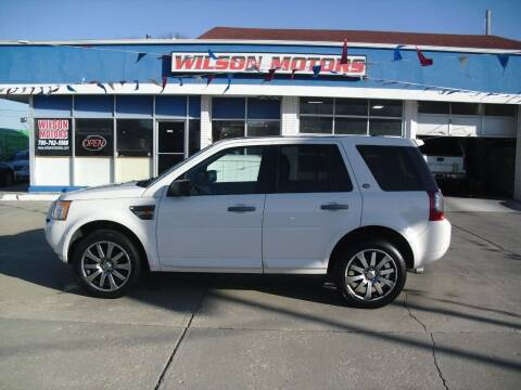 2008 Land Rover LR2 for sale at Wilson Motors in Junction City KS