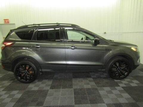 2017 Ford Escape for sale at Michigan Credit Kings in South Haven MI
