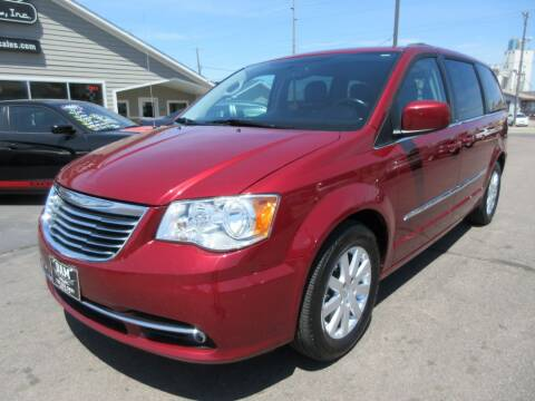 2013 Chrysler Town and Country for sale at Dam Auto Sales in Sioux City IA