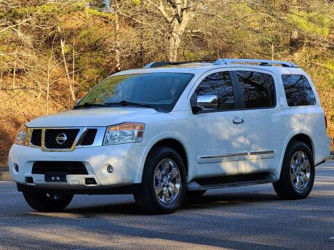 2014 Nissan Armada for sale at United Auto Gallery in Suwanee GA